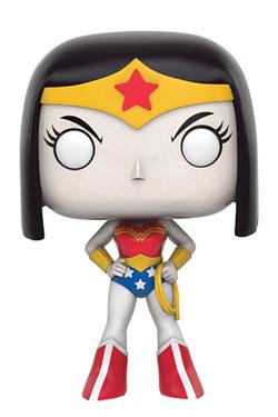 Teen Titans Go! POP! Television Vinyl Figure Raven as Wonder Woman 9 cm