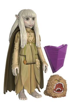 The Dark Crystal ReAction Action Figure Kira & Fizzgig 8 cm