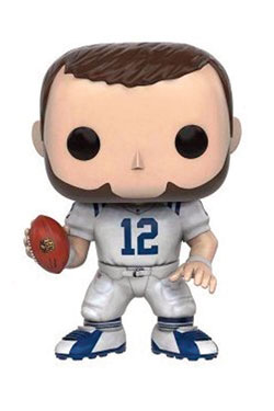 NFL POP! Football Vinyl Figure Andrew Luck (Indianapolis Colts) 9 cm