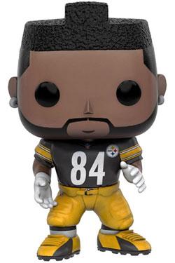 NFL POP! Football Vinyl Figure Antonio Brown (Steelers) 9 cm