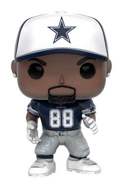 NFL POP! Football Vinyl Figure Dez Bryant (Cowboys) 9 cm
