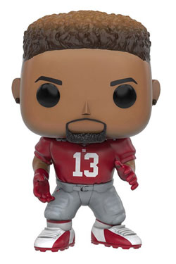 NFL POP! Football Vinyl Figure Odell Beckham Jr (Giants) 9 cm