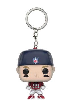 NFL Pocket POP!  Vinyl Keychain J.J. Watt (Houston Texans) 4 cm