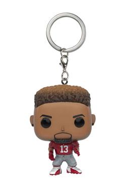 NFL Pocket POP!  Vinyl Keychain Odell Beckham Jr (Giants) 4 cm