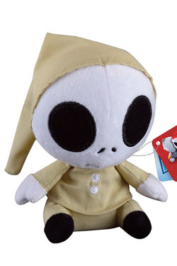 Nightmare Before Christmas Mopeez Plush Figure Pajama Jack 12 cm