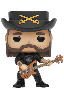 Motorhead POP! Rocks Vinyl Figure Lemmy 9 cm