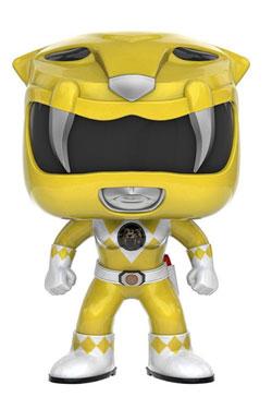 Power Rangers POP! Television Vinyl Figure Yellow Ranger 9 cm