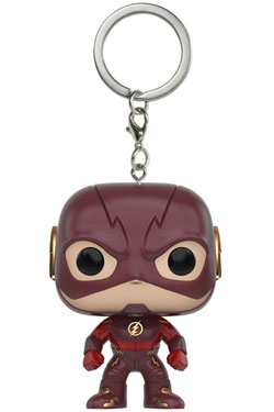 DC Comics Pocket POP! Vinyl Keychain The Flash 4 cm