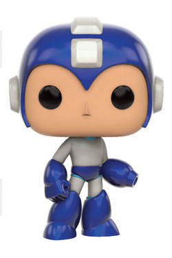 MegaMan POP! Games Vinyl Figure Mega Man - Ice Slasher 9 cm
