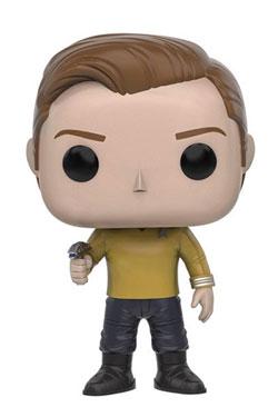 Star Trek Beyond POP! Vinyl Figure Kirk 9 cm