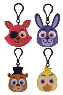 Five Nights at Freddy's Plush Keychain 5 cm Assortment (12)