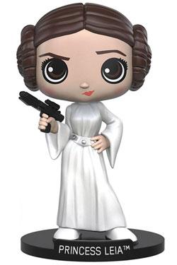 Star Wars Wacky Wobbler Bobble-Head Leia 15 cm