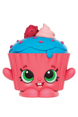 Shopkins Vinyl Collectible Figure Cupcake Chic 9 cm