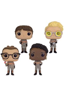 Ghostbusters 2016 POP! Movies Vinyl Figures 4-Pack 9 m