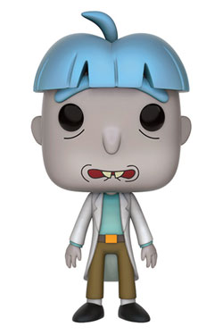 Rick and Morty POP! Animation Vinyl Figure Doofus Rick Limited 9 cm