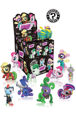 My Little Pony Mystery Mini Figures 5 cm Display Power Ponies Variant Mix (12)