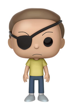 Rick and Morty POP! Animation Vinyl Figure Evil Morty Limited 9 cm