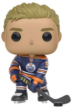 NHL POP! Hockey Vinyl Figure Connor McDavid (Edmonton Oilers) 9 cm