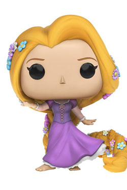 Tangled POP! Vinyl Figure Rapunzel (Gown) 9 cm
