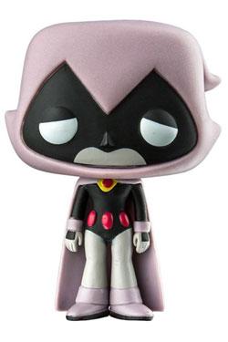 Teen Titans Go! POP! Television Vinyl Figure Raven (Grey) 9 cm