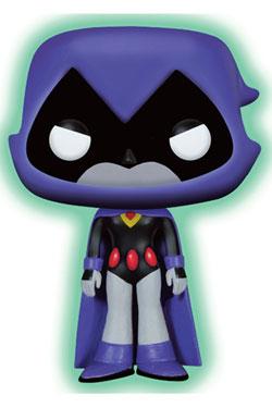 Teen Titans Go! POP! Television Vinyl Figure Raven GITD 9 cm
