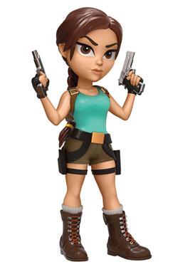 Tomb Raider Rock Candy Vinyl Figure Lara Croft 13 cm