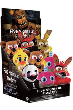 Five Nights at Freddy's Plush Figure 15 cm Set 4 Display (9)