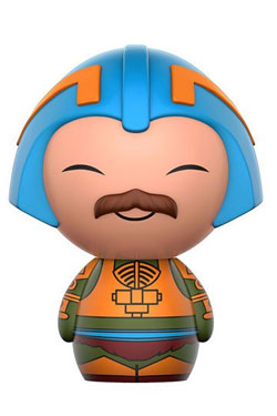 Masters of the Universe Dorbz Vinyl Figure Man At Arms 8 cm