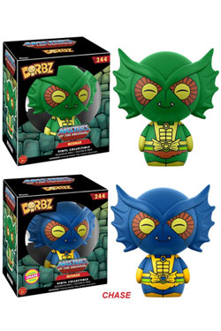 Masters of the Universe Vinyl Sugar Dorbz Vinyl Figures Merman 8 cm Assortment (6)