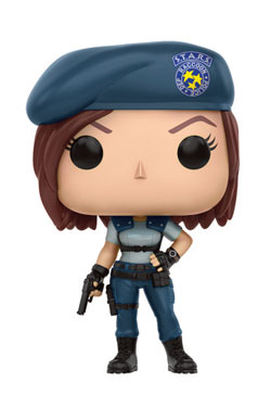 Resident Evil POP! Games Vinyl Figure Jill Valentine 9 cm
