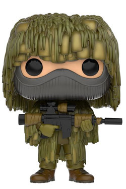 Call of Duty POP! Games Vinyl Figure All Ghillied Up 9 cm