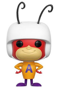 Hanna-Barbera POP! Animation Vinyl Figure Atom Ant 9 cm