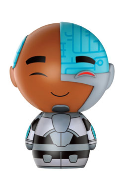 Teen Titans Go! Vinyl Sugar Dorbz Vinyl Figure Cyborg 8 cm