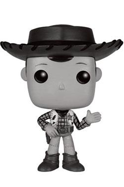 Toy Story POP! Disney Vinyl Figure 20th Anniversary Woody (Black & White) 9 cm
