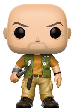 Lost POP! Television Vinyl Figure John Locke 9 cm