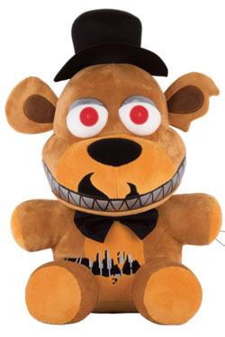 Five Nights at Freddy's Plush Figure Nightmare Freddy 40 cm