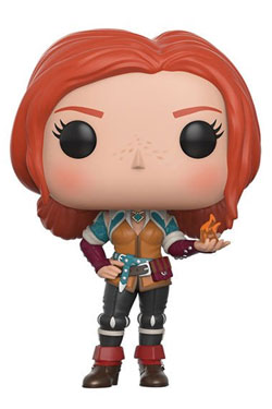 The Witcher POP! Games Vinyl Figure Triss 9 cm