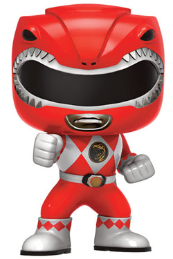 Power Rangers POP! Television Vinyl Figure Red Ranger 9 cm