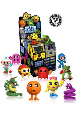 Retro Video Games Mystery Minis Vinyl Mini Figures 6 cm Display Series 1 (12)