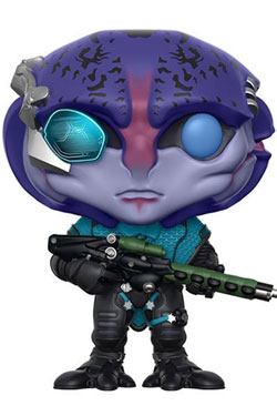 Mass Effect Andromeda POP! Games Vinyl Figure Jaal 9 cm