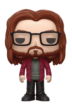 Silicon Valley POP! Television Vinyl Figure Gilfoyle 9 cm
