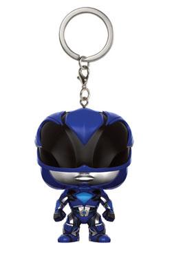 Power Rangers Pocket POP! Vinyl Keychain Blue Ranger 4 cm