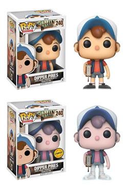 Gravity Falls POP! Animation Figures Dipper Pines 9 cm Assortment (6)
