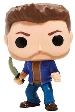 Supernatural POP! Vinyl Figure Dean with Knife 9 cm