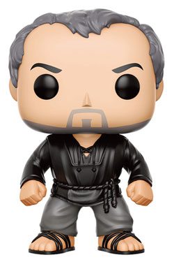 Lost POP! Television Vinyl Figure Man in Black 9 cm
