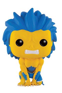 Street Fighter POP! Games Vinyl Figure Blanka Yellow 9 cm