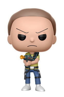 Rick and Morty POP! Animation Vinyl Figure Weaponized Morty 9 cm