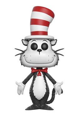 Dr. Seuss POP! Books Vinyl Figure Cat in the Hat 9 cm