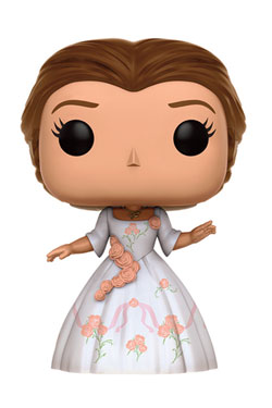 Beauty and the Beast POP! Disney Vinyl Figure Celebration Belle 9 cm
