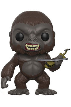 Kong Skull Island Super Sized POP! Movies Vinyl Figure King Kong 15 cm